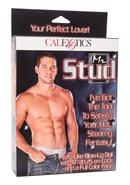 Mr Stud Love Doll Lifelike Inflatable With Penis 8 Inch